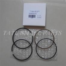 68.3MM zestaw pierścieni tłokowych 68mm 0.3mm O/S grube pierścienie pasuje BRIGGS & STRATTON 6.0HP 6.5HP trawnik MOWRES części darmowa wysyłka