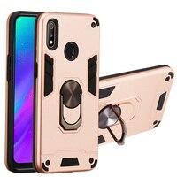 Antiurto Armatura Anello Magnetico del Supporto del telefono Per Il Caso di Xiaomi Redmi Nota 8 4 4X 5A Y1 5 6 6A 7 y3 7A CC9E A3 K20 9T Pro, Più Copertura