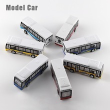 Teraysun 5pcs/lot Model Bus with 12V LED lighting Scale Airport Fire Rescue Toy Kits for sale