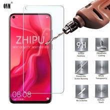 25 Pcs Tempered Glass For Huawei Nova 4 3 3i 3e 2 2i 2s Screen Protector Protective Film