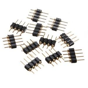 30pcs/lot Black 4 pin Light RG