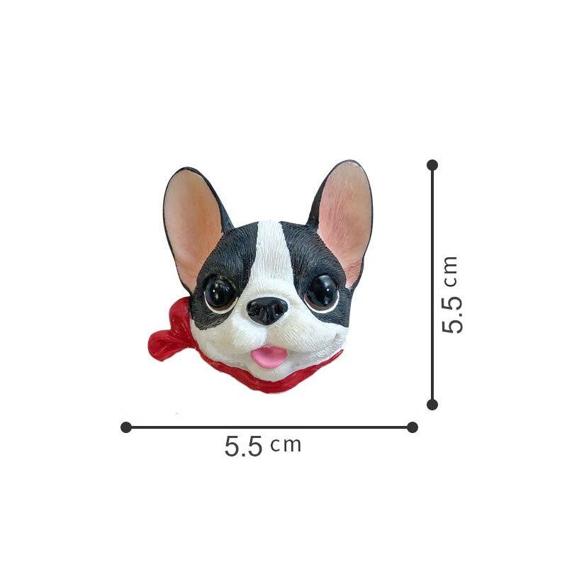 Ambientador forma de perritos 3D 5
