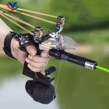 10pcs Slingshot Shooting Fish Deep Water Harpoon Flying Shark Bullet Spike Type