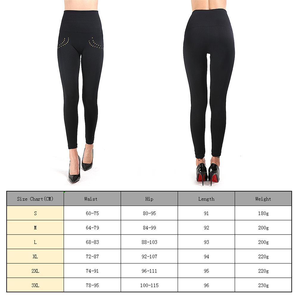 Black Elastic Seamless Leggings Female Sexy Jeggings Women Fitness Push Up Plus Size M-XXL Workout Spandex High Waist Legging 6