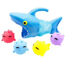 Kids Toy Shark Baby Bathroom Bath-Toys Shower-Game Swimming-Pool-Bathtub Water-Spray