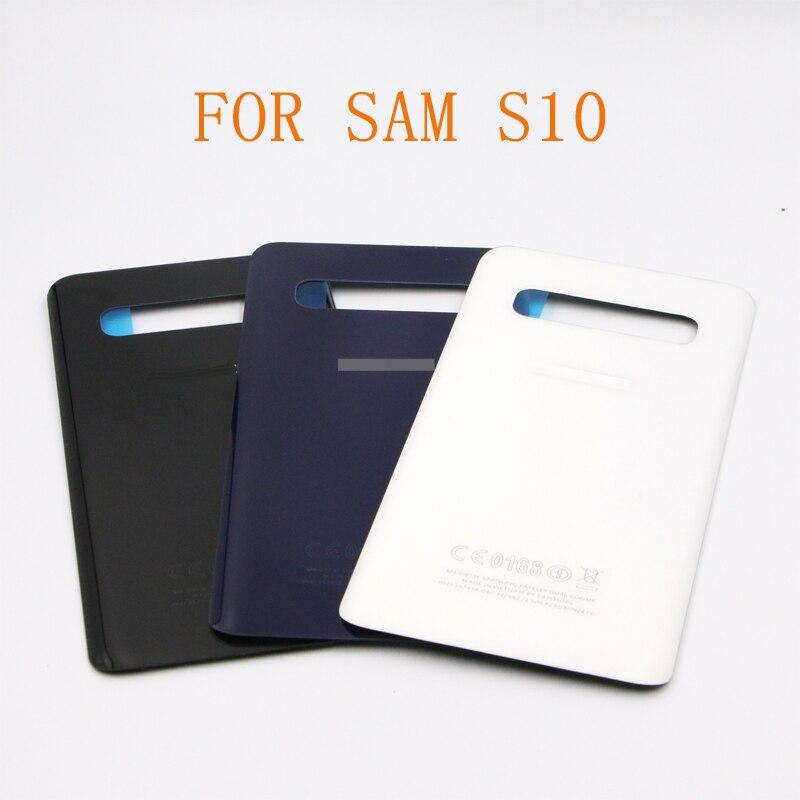 Funda protectora para Samsung Galaxy S10, funda trasera para batería, 10 unidades