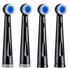 Fairywill – têtes de brosse à dents électrique remplaçables, douces, douces, moins endommagées, 4 têtes, convient aux brosses à dents