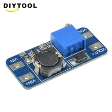 5PCS Booster Power Step Up HOT Module DC-DC 2A Power MT3608 for Arduino Module 1pc used ab power module 40382 074 55