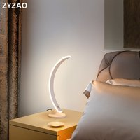Modern Simple Led Desk Lamp Bedroom Bedside Lamp Creative Romantic Nordic Home Decor Dormitory Reading Table Lamp Night Lamps