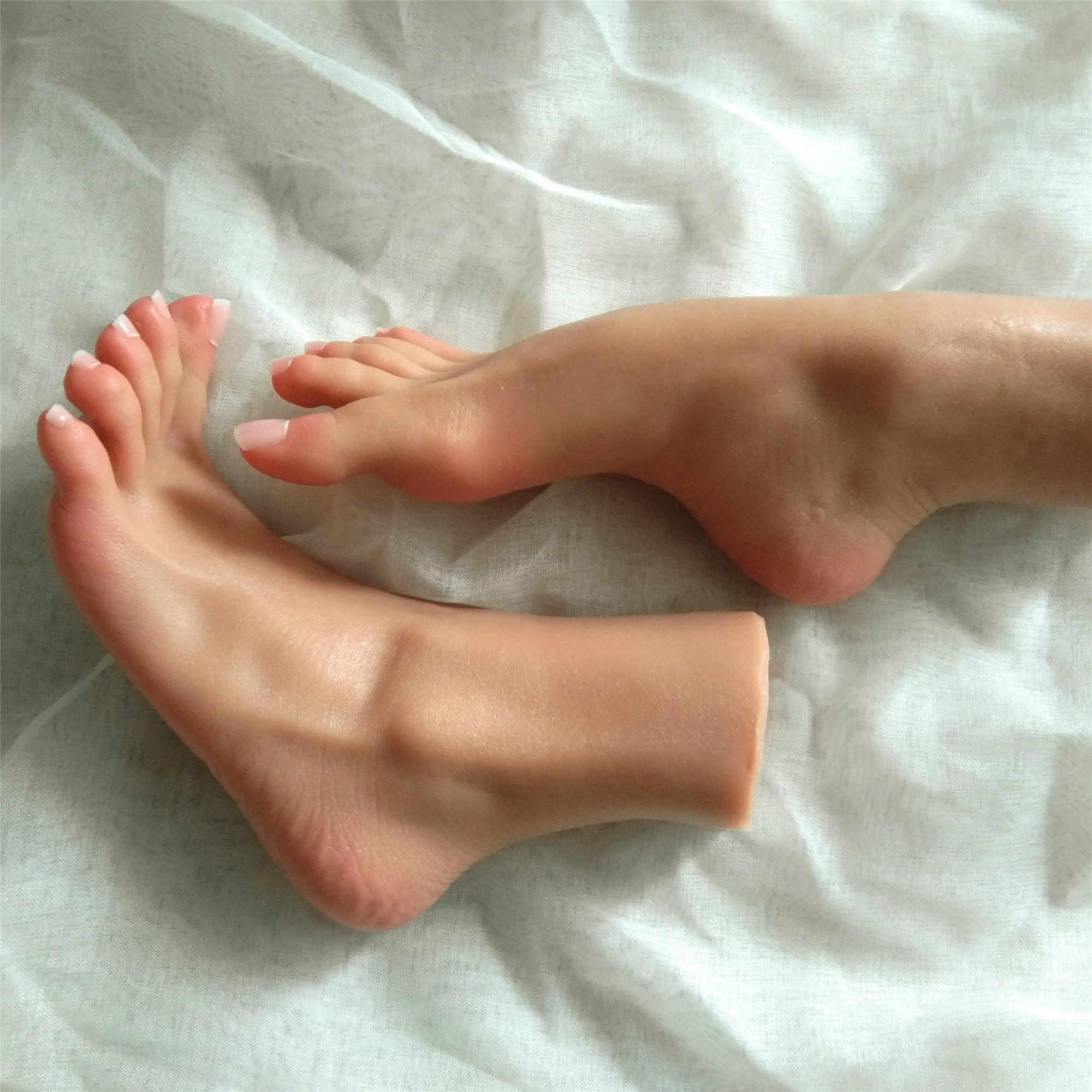 piel seca en los pies fetiche