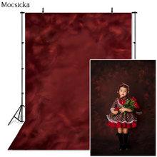 Mocsicka красный художественный фон для фотографий текстурированный