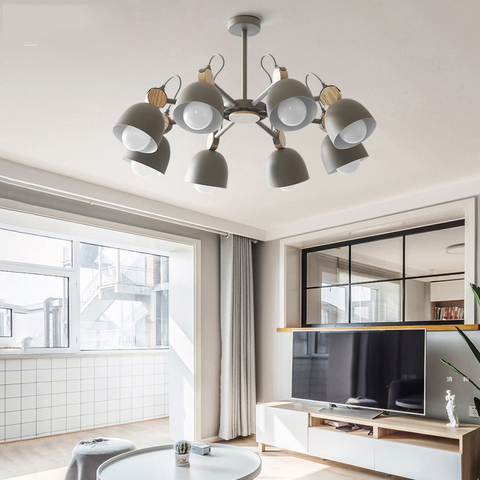 macaron arte decoracao lustre iluminacao sala estar cozinha quarto luminarias