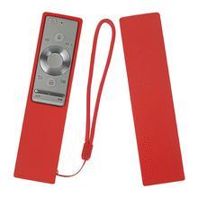סיליקון מגן מכסה עבור Samsung QLED טלוויזיה שלט רחוק BN59 01272A BN59 01265A BN59 01270A BN59 01291A עמיד הלם מקרה