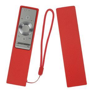 Чехлы для Samsung QLED TV Bluetooth пульт дистанционного управления BN59-01272A BN59-01265A BN59-01270A противоударный Противоскользящий чехол