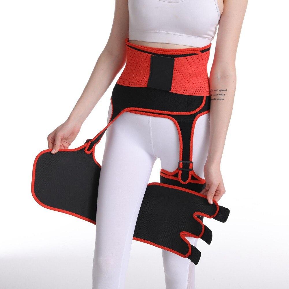 Forma feminina cintura cinto perda de peso