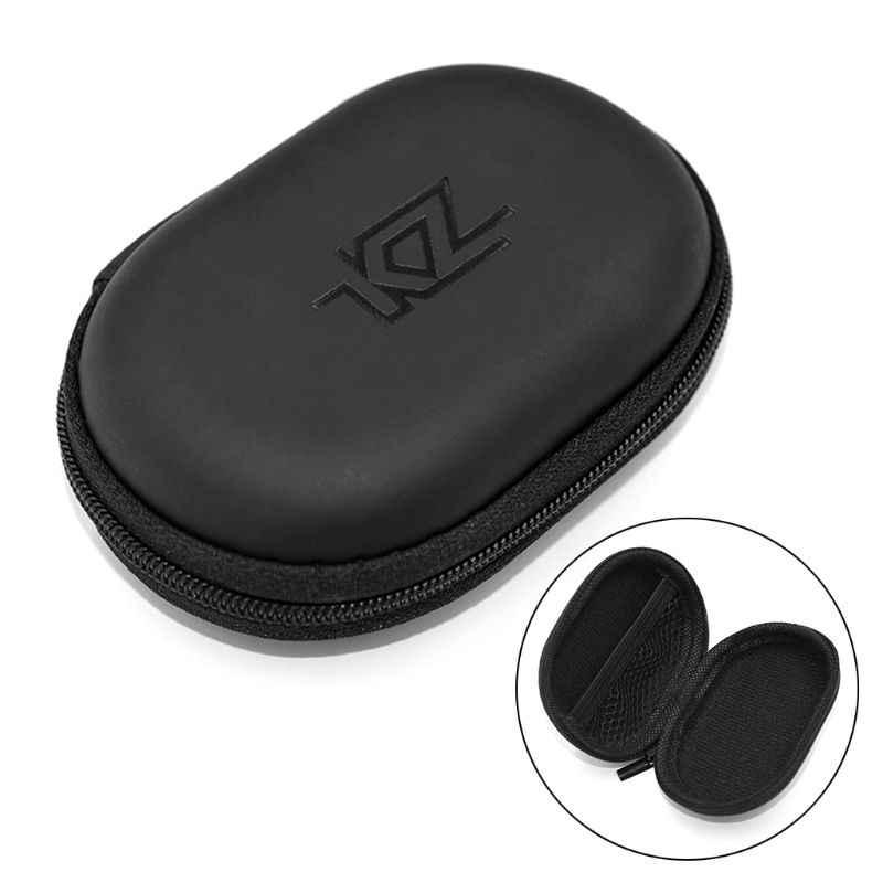 KZ słuchawki torba schowek oryginalne słuchawki uchwyt pudełka kabel usb etui ochronne dla KZ ZS10 ES4 ZSR ATR ED2 ZST torby