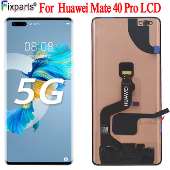 New LCD for Huawei mate 40 Pro LCD Display Touch Screen For Huawei Mate 40 Pro LCD Display Repair Huawei Mate 40Pro LCD Screen for huawei mate 10 pro new 100