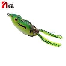 Приманка лягушка noeby силиконовая плавающая приманка для рыбалки