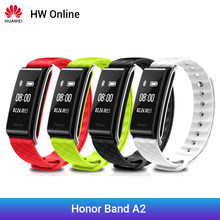 "Huawei Honor Band A2 Smart Wristband Sleep Heart Rate Monitor Bracelet Fitness Tracker 0.96"" OLED Screen Waterproof IP67(China)"