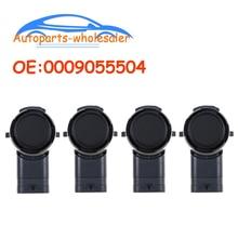 4 pcs/lot 0009055504 A0009055504 For M ercedes New PDC Parking Sensor Bumper Reverse Assist Car Accessories