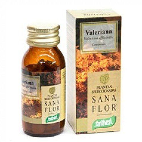 Santiveri Comp. Valerian