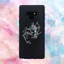 цена на Fashion Zodiacal Pattern Soft TPU 6.4For Samsung Galaxy Note 9 Case For Samsung Galaxy Note 9 Note9 Phone Case Cover