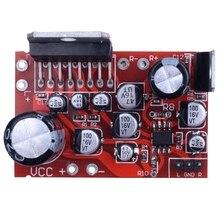 Placa amplificadora estéreo DC 12V TDA7379 38W + 38W con preamplificador AD828 super than NE5532