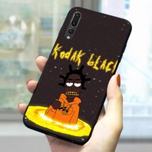 Kodak Black Rapper Phone Case for Huawei Y6 Prime 2018 Cover Y7 Y9 Nova 3 3i 4 5i 6A 7A Pro Honor 8 9 10 Lite View 20 Pro 9X(China)