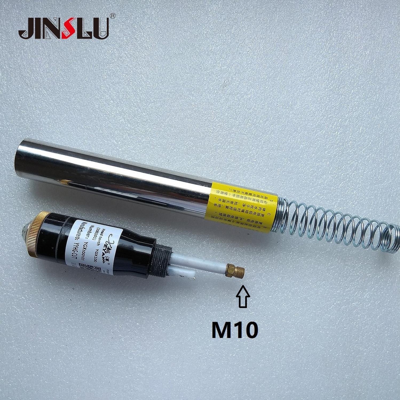 M10 HF Pilot Arc YGX-100 YK-100 YK 100A YGX 100101 Huayuan Plasma Cutting Torch LGK-100 LGK-120 CNC YK100101-2-D YGX100101-2-D