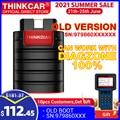 Thinkcar старая версия Thinkdiag полное Программное обеспечение OBD2 сканер TPMS диагностический инструмент 15 обслуживание сброса PK Запуск Easydiag инстру...
