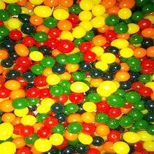 50 шт./партия, большая кристаллическая почва, растут желатиновые шарики, Детские гидрогелевые бусины, предметы интерьера, кристалл, почва, жемчуг, форма, водные бусины