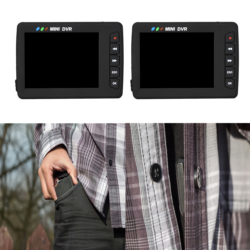 2.5 LCD Angel Eye Mini DVR Recorder Camera Portable Video G Sensor Recording Dash Cam - 3