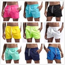 Pocket Swimming Shorts For Men Swimwear Man Swimsuit Swim Trunks Summer Bathing Beach Wear Surf  beach Short board pants Boxer