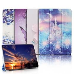 Pour Huawei T5 10 étui pour Huawei MediaPad T5 étui AGS2-W09/L09/L03 10.1 tablette Funda support Silicone couvercle rabattable pour enfants