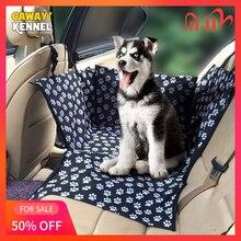 CAWAYI بيت مقاوم للماء ناقلات الحيوانات الأليفة الكلب غطاء مقعد السيارة الحصير أرجوحة وسادة تحمل للكلاب نقل Perro Autostoel هوندpet carrier bagdog car seat coverdog carrier