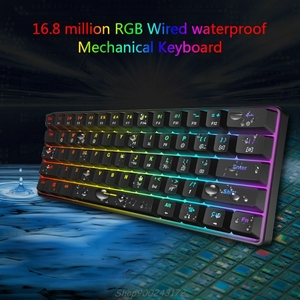 Image 2 - Механическая клавиатура GK61