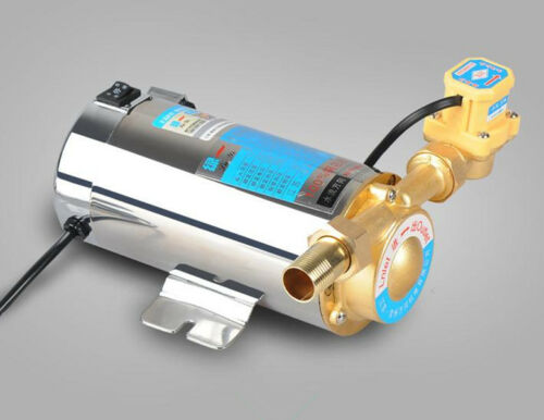 Hcb92f3ef6dcf4904a9d585a99dfdcc7dw - Automatic Home Shower Washing Machine Water Booster Pump Stainless 220V 100W