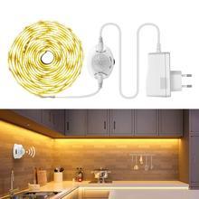 Lcamaw Indoor Lighting Flexible Lamp Toilet Stair Porch Garage Led Night Light Balcony Smart Pir Motion Sensor Bathroom Kitchen