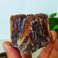 50-400 г Редкий Натуральный Янтарный кальцитовый камень образец кристаллического минерала оригинальные кристаллы необработанного камня