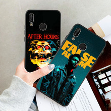 New The Weeknd Starboy Pop Singer Phone Case For Huawei P40 Lite Pro P20 Lite Pro P30 Pro Lite P8 P10 Mate 20 Pro Mate 30 Pro for huawei mate 10 pro new 100