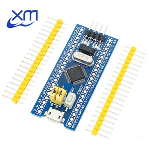 Image 4 - STM32F103C8T6 ARM STM32 تطوير نظام الحد الأدنى لوحة تركيبية لاردوينو ST Link V2 Stlink V2 Mini STM8 محاكي تحميل