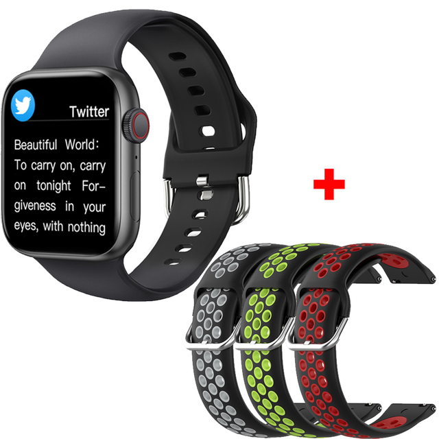 Smartwatch Baytech Original, Bluetooth, Chamadas, Fitness, Series 6 11