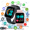 2021 Bluetooth Smart Watches Men Women Smartwatch Blood Pressure Heart Rate Monitor Sports Fitness Bracelet for Apple Android