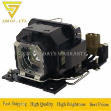 DT00781 projector Lamp for Hitachi CP-RX70 CP-X1 CP-X2 CP-X253 HCP-60X HCP-70X HCP-75X 76X ED-X20 ED-X22 MP-J1EF CP-X4 X4WF X4W