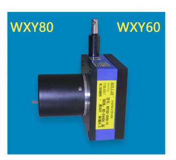 Sensor WXY60 80-1000-A1 cable pull rope displacement sensor cable encoder supply of eb38f8 l5pr 1000 encoder