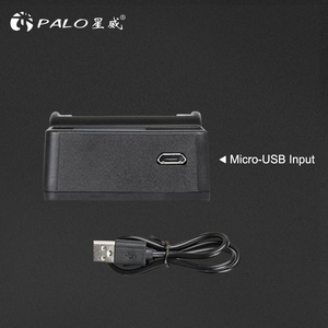 Image 4 - PALO cargador de batería para cámara con pantalla LCD, para Samsung BP 70A, bp 70a, bp70a, BP70a, PL120, PL121, PL170, PL171, PL200, ST76