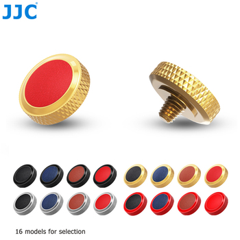 JJC Camera Shutter Soft Release Button for Fuji X100V X-T4 XT4 X-T30 X-T20 XT10 X-T3 X-T2 X-PRO3 X-PRO1 X-PRO2 X100 X100T X100F цена 2017