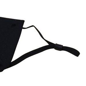 50/100 шнур для ПК блокирует переключатели рычагов регулирующий эластичный шнур Нескользящая Пружинная Застежка остановка Одиночная застежка принадлежности для маски|Пуговицы|   | АлиЭкспресс