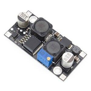 Image 3 - 10 Pcs XL6019 (XL6009 Aggiornamento)) automatica Step Up Step Down DC DC Regolabile Converter Modulo di Alimentazione 20W 5 32V a 1.3 35V