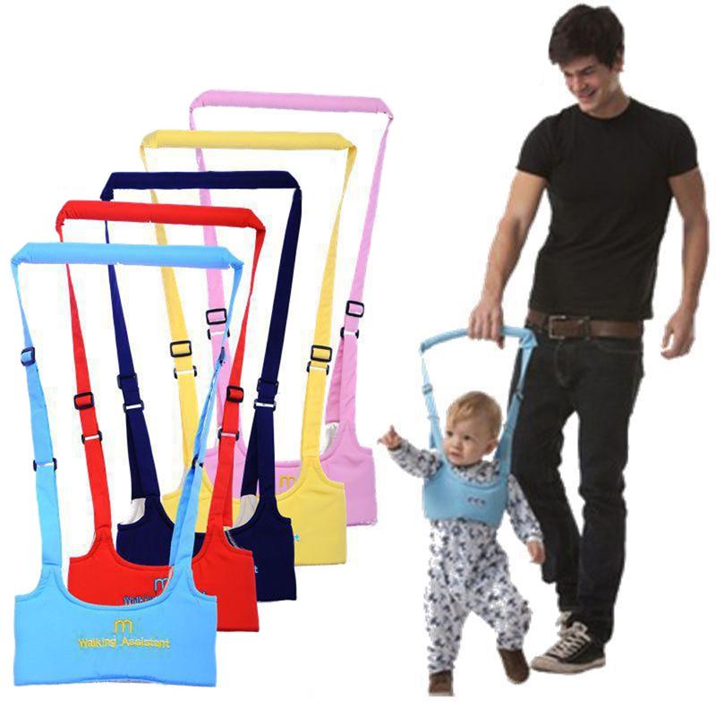 CYSINCOS Baby Walker Toddler Harness Assistant Backpack Leash For Children Kids Strap Learning Walking Baby Belt Child Safety